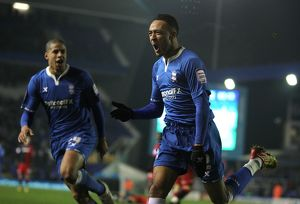 npower Football League Championship - Birmingham City v Portsmouth - St. Andrew's