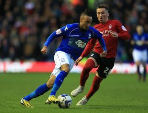 npower Football League Championship - Birmingham City v Nottingham Forest - St