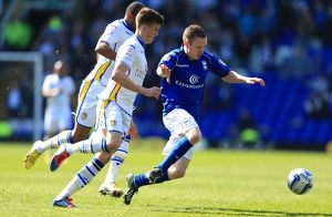 npower Football League Championship - Birmingham City v Leeds United - St. Andrew's