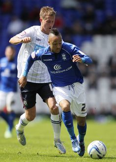 npower Football League Championship - Birmingham City v Blackburn Rovers - St