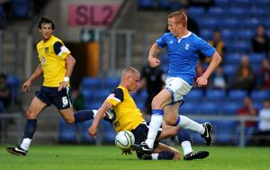 Pre-Season Friendly - Oxford United v Birmingham City - The Kassam Stadium
