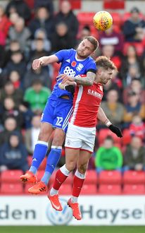 <b>Sky Bet Championship - Barnsley v Birmingham City - Oakwell</b><br>Selection of 2 items