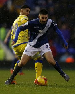 Sky Bet Championship - Birmingham City v Sheffield Wednesday - St. Andrew's