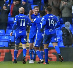 <b>Sky Bet Championship - Birmingham City v Brentford - St Andrew's</b><br>Selection of 1 items