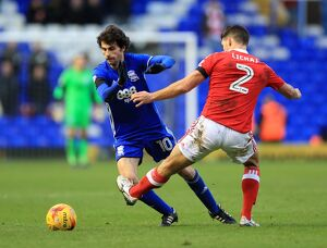 <b>Sky Bet Championship - Birmingham City v Nottingham Forest - St Andrews</b><br>Selection of 1 items
