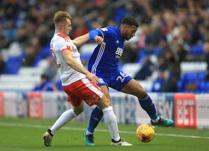 <b>Sky Bet Championship - Birmingham City v Barnsley - St Andrews</b><br>Selection of 1 items
