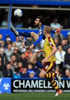 Sky Bet Championship - Birmingham City v Burnley - St Andrews
