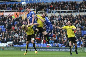 <b>Sky Bet Championship - Birmingham City v Burton Albion - St Andrew's</b><br>Selection of 1 items