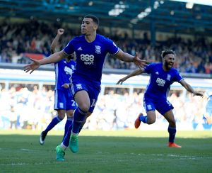 Sky Bet Championship - Birmingham City v Derby County - St Andrew's