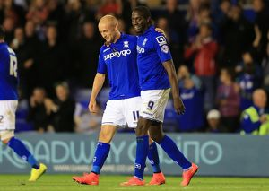 Sky Bet Championship - Birmingham City v Ipswich Town - St. Andrew's