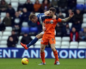 <b>Sky Bet Championship - Birmingham City v Ipswich Town - St. Andrews</b><br>Selection of 16 items