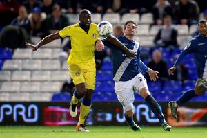 <b>Sky Bet Championship - Birmingham City v Leeds United - St Andrews</b><br>Selection of 10 items