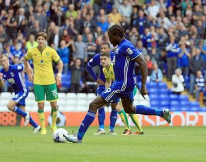 <b>Sky Bet Championship - Birmingham City v Norwich City - St Andrew's</b><br>Selection of 2 items