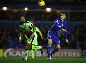 Sky Bet Championship - Birmingham City v Reading - St Andrews