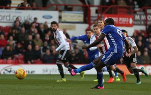 <b>Sky Bet Championship - Brentford v Birmingham City - Griffin Park</b><br>Selection of 1 items