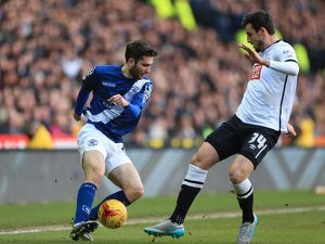 <b>Sky Bet Championship - Derby County v Birmingham City - iPro Stadium</b><br>Selection of 20 items