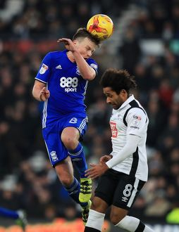 <b>Sky Bet Championship - Derby County v Birmingham City - iPro Stadium</b><br>Selection of 1 items