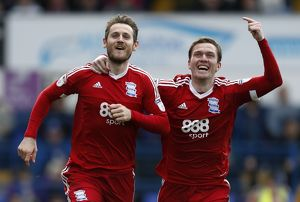 <b>Sky Bet Championship - Ipswich Town v Birmingham City - Portman Road</b><br>Selection of 1 items