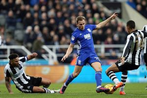<b>Sky Bet Championship - Newcastle United v Birmingham City - St James' Park</b><br>Selection of 1 items