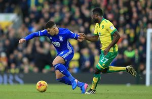 <b>Sky Bet Championship - Norwich City v Birmingham City - Carrow Road</b><br>Selection of 1 items