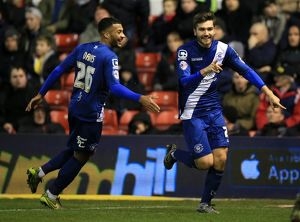 <b>Sky Bet Championship - Nottingham Forest v Birmingham City - City Ground</b><br>Selection of 7 items