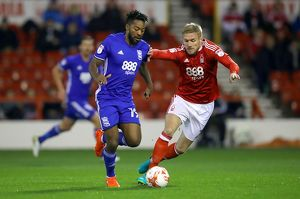 <b>Sky Bet Championship - Nottingham Forest v Birmingham City - City Ground</b><br>Selection of 1 items