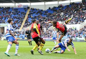 Sky Bet Championship - Reading v Birmingham City - Madejski Stadium