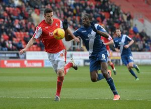 <b>Sky Bet Championship - Rotherham United v Birmingham City - AESSEAL New York Stadium</b><br>Selection of 6 items