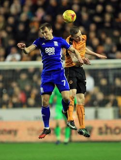 Sky Bet Championship - Wolverhampton Wanderers v Birmingham City - Molineux
