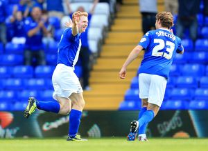 Sky Bet Football League Championship - Birmingham City v Ipswich Town - St. Andrew's