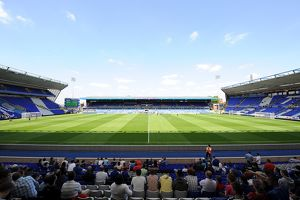 St. Andrew's, home to Birmingham City F.C.