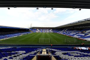 St.Andrew's Stadium, home to Birmingham City F.C.