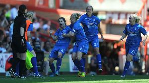 Women's FA Cup - Final - Birmingham City Ladies v Chelsea Ladies - Ashton Gate