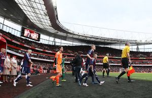 Arsenal v Stoke City