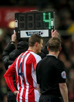 Stoke City v Arsenal