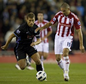 Stoke City v Aston Villa