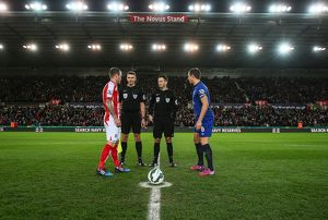 Stoke City v Everton