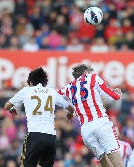 Stoke City v Swansea City