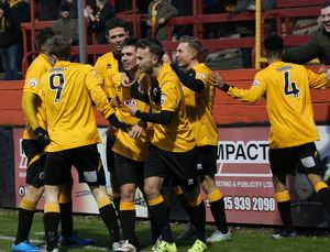 Alfreton Town 1-2 Boston United 21/11/2015
