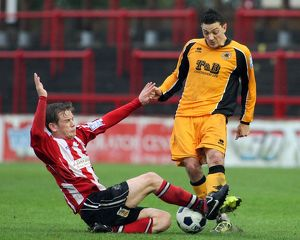Altrincham 6-1 Boston United 08-10-2011