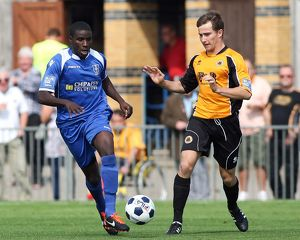 Bishops Stortford 0-1 Boston United 03-09-2011 (Selection of 34 Items)