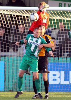 Blyth Spartans 0-0 Boston United 06-11-2010