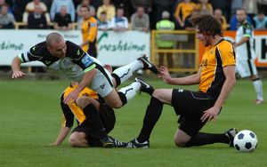 Boston United 0-0 FC Halifax Town 29-08-2011 (Selection of 8 Items)