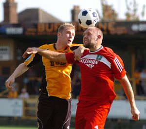 Boston United 0-0 Kidsgrove Athletic 01-10-2011 (Selection of 10 Items)
