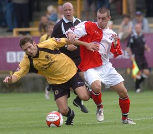Boston United 0-1 Ashton United 23-08-2008