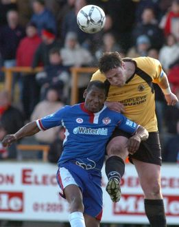 Boston United 0-1 Kettering Town 24-03-2008