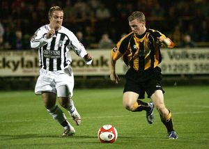 Boston United 0-1 Retford United 22-09-2009