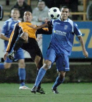 Boston United 0-2 Bishop's Stortford 10-01-2012