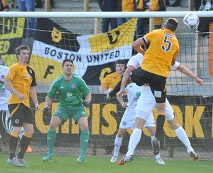 Boston United 0-3 AFC Fylde 19/09/2015 (Selection of 13 Items)