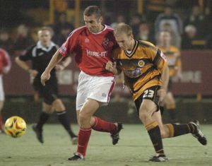 <b>Boston United 0-3 Kidderminster Harriers 23-11-2005</b><br>Selection of 7 items